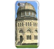 Nott Memorial iPhone Case/Skin