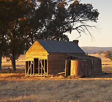 The Old Cottage by clearviewstock