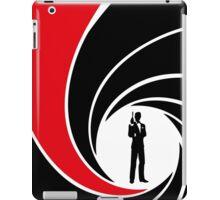 The Name's Bond iPad Case/Skin