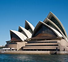 Sydney Opera House - Waterfront View by clearviewstock