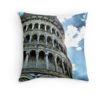 Italia # 1 Throw Pillow