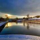 Caladonian Canal by donnnnnny