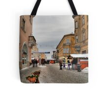 Street for pedestrians Tote Bag