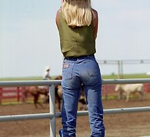 Cowgirl Ultra at 50  by Lee Gunderson