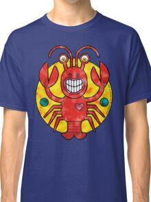 Rick Lobster (Clouds) Classic T-Shirt