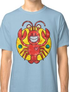 Rick Lobster (Clouds) Classic T-Shirt