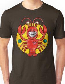 Rick Lobster (Clouds) Unisex T-Shirt