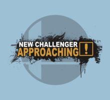 A New Challenger Approaching Kids Tee