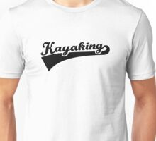 Kayaking Unisex T-Shirt