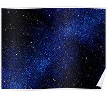 Milky Way II Poster