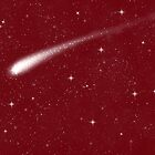 Red Shooting Star - Make a wish by clearviewstock