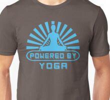 Powered By Yoga Unisex T-Shirt