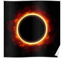 Red Eclipse Poster