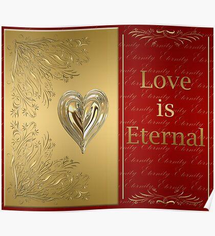 Love is Eternal Poster