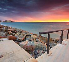 Angles and Sea by joel Durbridge