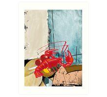 """""""Lobsterfest"""" Art Print"""