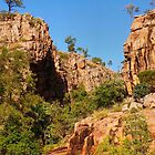 A gorgeous rocky scene in Katherine Gorge HDR by georgieboy98