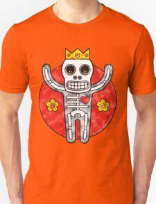 Bone King (Clouds) Unisex T-Shirt