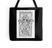 Mort Doll Tote Bag