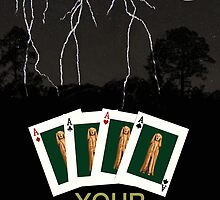Four Aces Your Ace by Eric Kempson