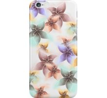 Flower's meadow iPhone Case/Skin