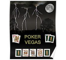 Poker Vegas Poster