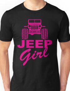 Jeep Girl Unisex T-Shirt