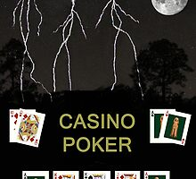 Casino Poker, Poker Cards by Eric Kempson