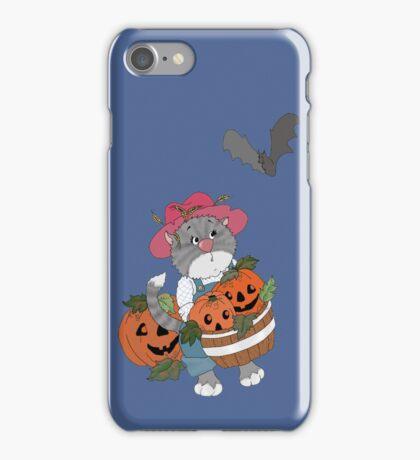 Harvest Helper iPhone Case/Skin