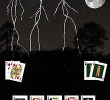 Poker Cards by Eric Kempson