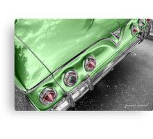 Classic Car 188 Canvas Print