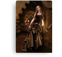 Taistealai Gal Punc Canvas Print