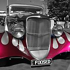 Foosed in Selective Colour by MissyD