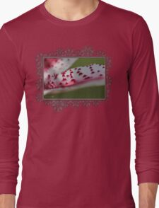 Oriental Lily named Tiger Edition Long Sleeve T-Shirt