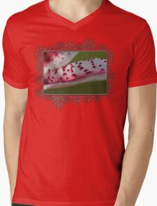 Oriental Lily named Tiger Edition Mens V-Neck T-Shirt