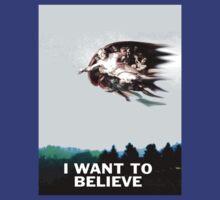 I want to believe...Richard Dawkins by Darren Stein