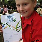 Young citizen by sharon wingard