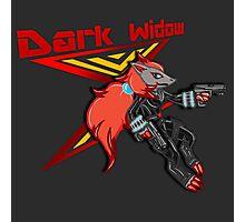Dark Widow Photographic Print