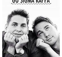 Go Sigma Kappa by megsiev