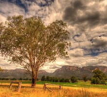 Sunburnt Country - The Capertee Valley, NSW Australia - The HDR Experience by Philip Johnson