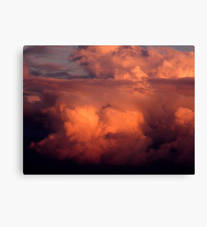 Cloudscape 3 Canvas Print