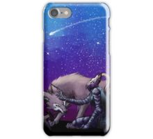 Artorias and Sif iPhone Case/Skin