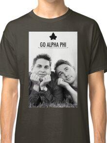 Go Alpha Phi Classic T-Shirt