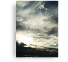 Cloud Scape Canvas Print