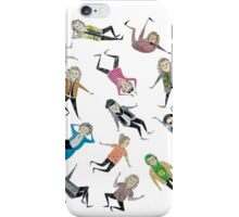 Harry Pattern iPhone Case/Skin