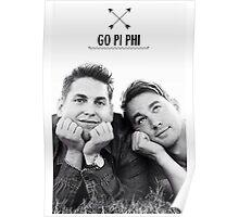 Go Pi Phi Poster