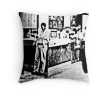 Be one Throw Pillow