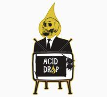 Acid Drop TV - Acid Drop Skate Shop Kids Tee