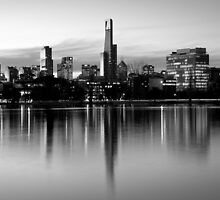 Albert Park Lake by Enzo Sgroi