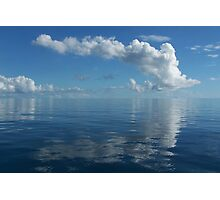 Billowing Clouds -  Cape York Photographic Print